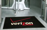 indoor logo mat